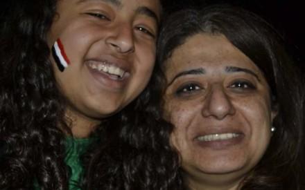 Amina & Her Mother Gehan